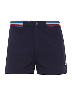 Hightide regular fit classic tennis style shorts
