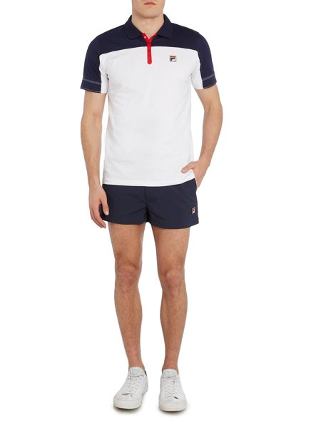 Fila Hightide regular fit classic tennis style shorts