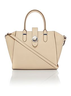 Charleston medium neutral tote bag