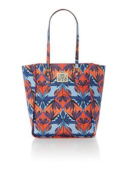Eloize winged tote bag