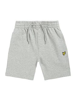 Boys Jersey Sweat Short