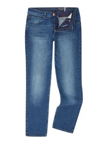 Wrangler Greensboro high tide regular fit jeans