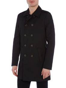 Only & Sons Button Through Trench Jacket