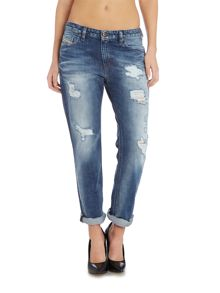 Diesel Rizzo 0848I regular slim straight jeans