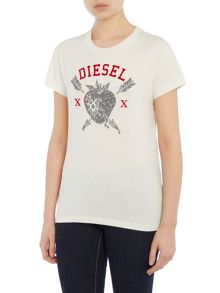 Diesel t-sully-cc t-shirt