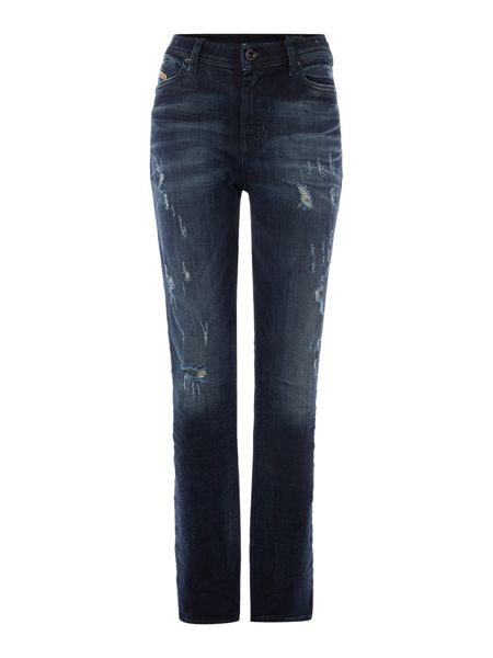 Diesel Reen 0844T regular straight jeans