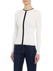 Lauren Ralph Lauren Onfury zip-up cardigan