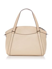 Lauren Ralph Lauren Grafton medium neutral shoulder bag