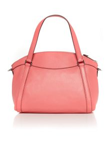 Lauren Ralph Lauren Grafton medium pink shoulder bag