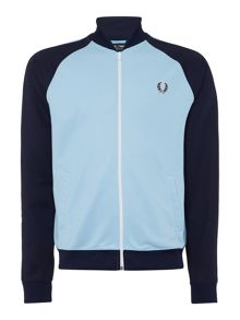 Fred Perry Casual Full Zip Bomber Jacket