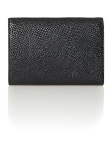 Lauren Ralph Lauren Darlington black chain clutch bag