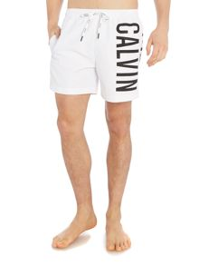 Calvin Klein Intense power swim shorts with logo