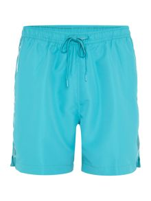Calvin Klein Tape Swim Shorts with logo
