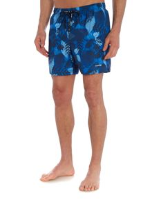 Calvin Klein Tropical print Swim Shorts