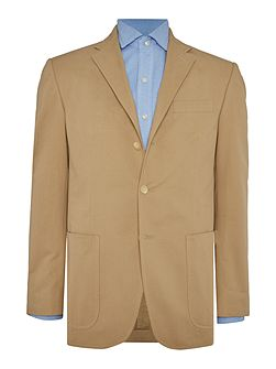 Polo Yale Tan Jacket