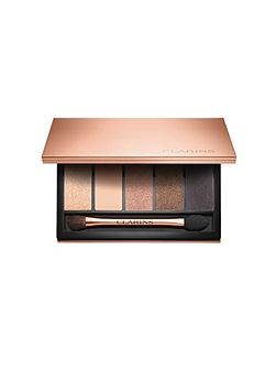 Clarins Natural Glow 5 Colour Eyeshadow Palette