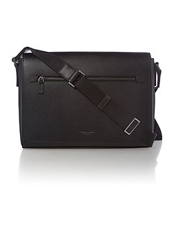 Harrison crossgrain large messenger