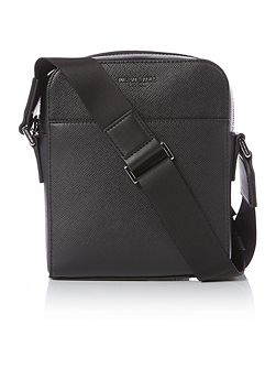 Harrison crossgrain small crossbody bag