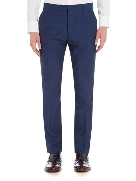 Selected Homme Mylo Jale Navy Suit Trousers