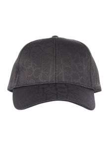 Calvin Klein Tom All Over Logo Cap