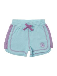 Converse Girls Jersey Logo Shorts