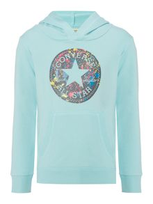 Girls LogoHooded Sweater