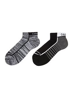 2 pack cotton sports liners