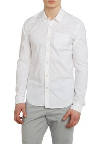 Scotch & Soda Oxford Shirt 1 pocket shirt