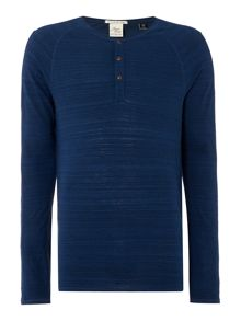 Scotch & Soda Long Sleeve Stripe Tee