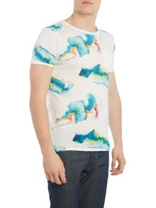 Scotch & Soda Printed T-Shirt