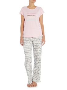 Therapy Ice Cream PJ Set