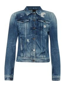 Calvin Klein Jett trucker denim jacket