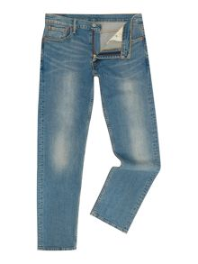 Levi's 504 junegrass regular straight jean