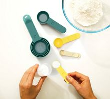Joseph Joseph Nest Measuring cups - Opal