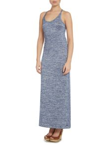 Rocio sleeveless maxi dress