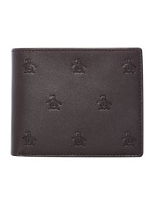 Original Penguin Embosu billfold wallet
