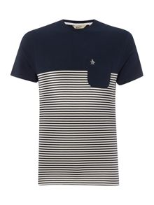 Original Penguin Ryda stripe tee