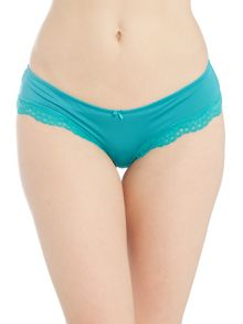 Marie Meili Envious lace hipster brief