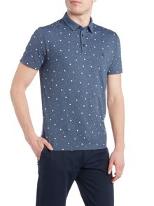 Original Penguin Mini pete repeat polo shirt