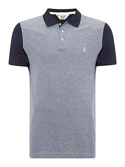 Dimmer short sleeve polo shirt