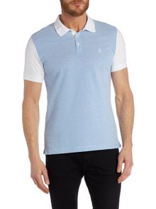 Dimmer short sleeve polo