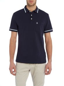 Gusta pocket short sleeve polo