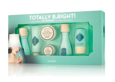 Benefit Totally B.right! 6 Piece Skincare Kit