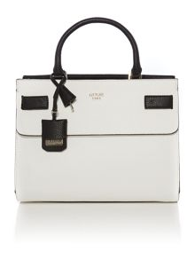 Guess Cate monochrome tote bag