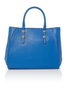 Guess Gigi blue tote crossbody bag
