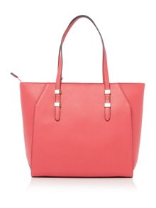 Guess Gigi pink tote shoulder bag
