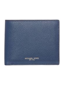 Michael Kors Billfold crossgrain leather wallet