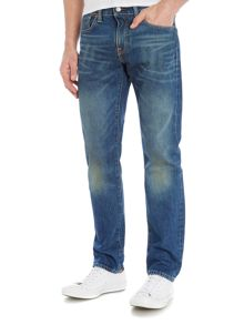 Levi's 511 white mud slim fit jean