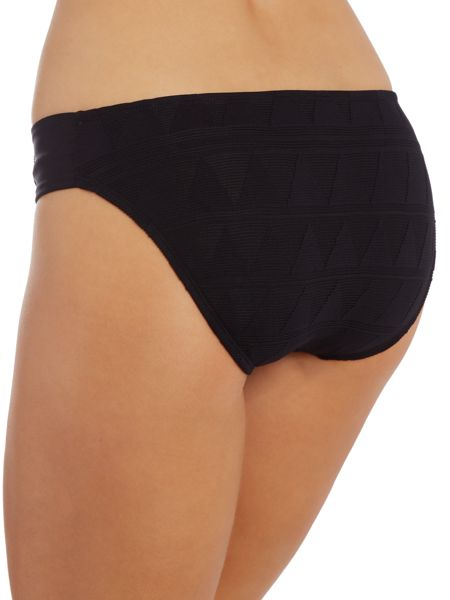Kenneth Cole Burnout tad hipster bikini bottom