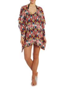 Kenneth Cole Ikat Kaftan
